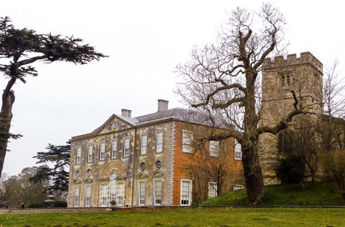 Working with the National Trust at Claydon House
